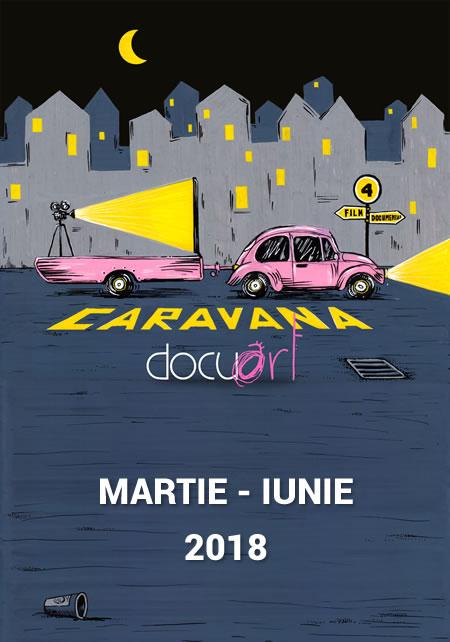 Caravana Docuart 2018