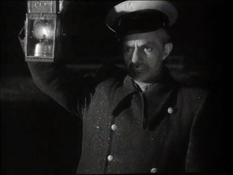 """Imagine din """"Kiedy ty śpisz""""(1953, R.: Andrzej Wajda)"""