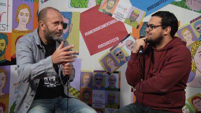 Șerban Georgescu: În România nu există o industrie de film. Stăm la mila unui concurs care se întâmplă, sau nu se întâmplă.