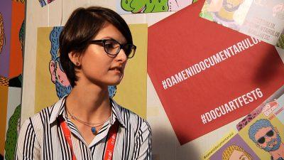 """Ioana Grigore: """"Nu sunt schimbați doar oamenii din fața camerei, sunt foarte afectați și cei din spatele ei"""""""