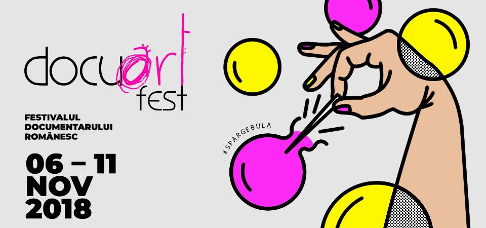 Docuart Fest 2018 anunță selecția oficială