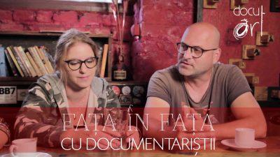Față în față cu documentariștii: Adina Popescu și Iulian Manuel Ghervas