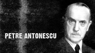 #eroiuitati: Petre Antonescu