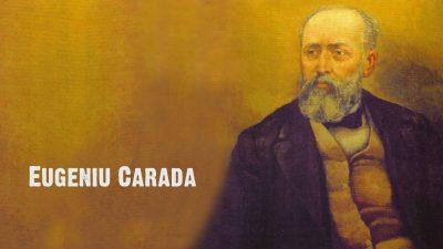 #eroiuitati: Eugeniu Carada