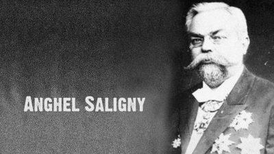 #eroiuitati: Anghel Saligny