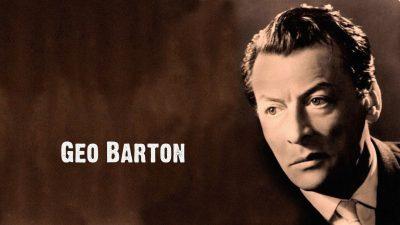#eroiuitati: Geo Barton