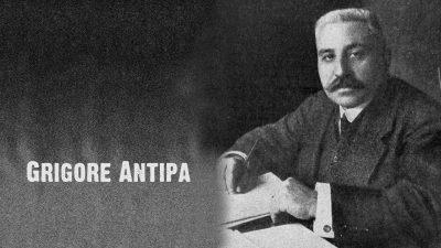 #eroiuitati: Grigore Antipa