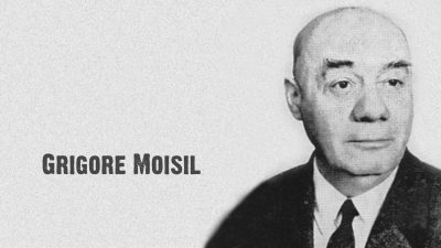 #eroiuitati: Grigore Moisil