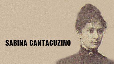 #eroiuitati: Sabina Cantacuzino