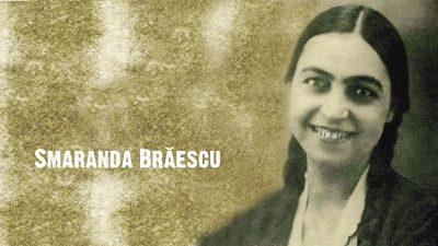 #eroiuitati: Smaranda Brăescu