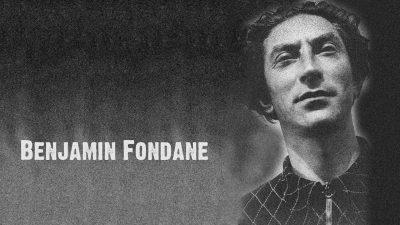 #eroiuitati: Benjamin Fondane