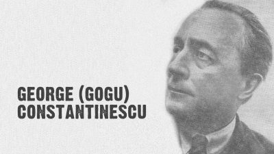 #eroiuitati: George (Gogu) Constantinescu