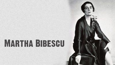 #eroiuitati: Martha Bibescu