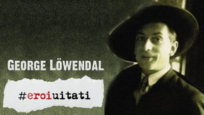 #eroiuitati: George Löwendal