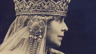 Un film pentru Maria, Regina noastră