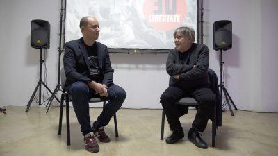 Andrei Ujică în dialog cu Cosmin Nasui despre relația dintre istorie și film